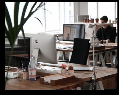 Homestyler office design